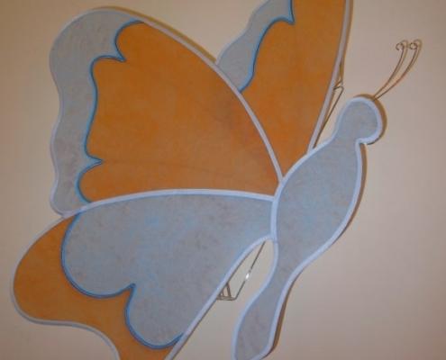 Ventola a farfalla