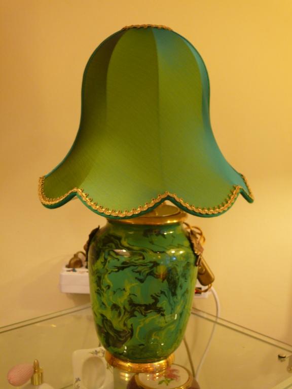 Campanella verde