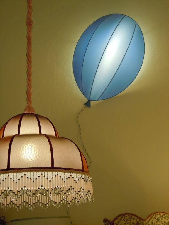 Ventola a forma di palloncino