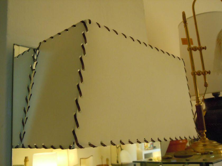 Ventola rettangolare con buchini